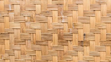 Bamboo Woven Textured photo