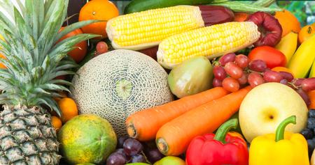 Fruits et légumes Banque d'images - 30651875