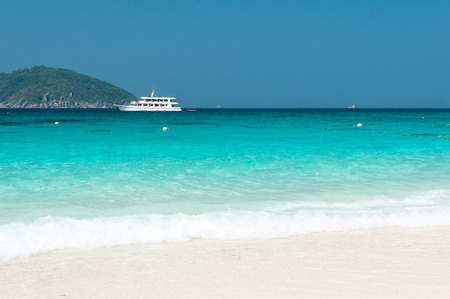 similan islands: Beach of Similan Islands