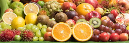 fruits and vegetables Stockfoto