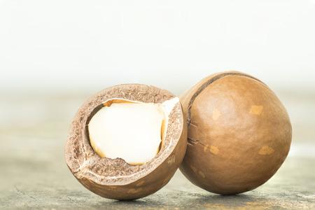 Macadamia-Nüsse Standard-Bild - 32502867
