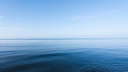Blue Sea Standard-Bild - 34427091