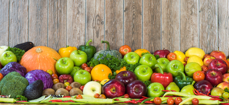 mixed vegetables: Fruits and vegetables