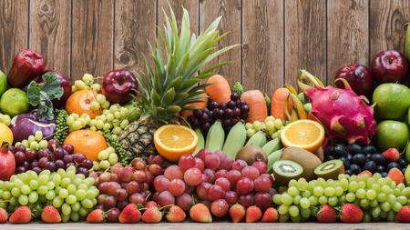 frutas tropicales: Frutas y hortalizas