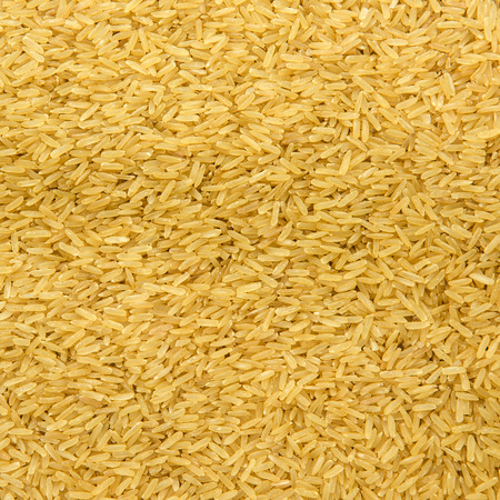 Brown rice background photo
