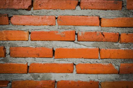 textured wall: Brick Wall textured Stock Photo