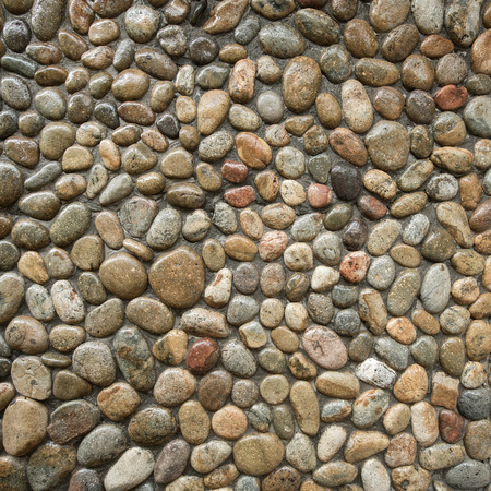 conglomerate: Conglomerate wall background Stock Photo