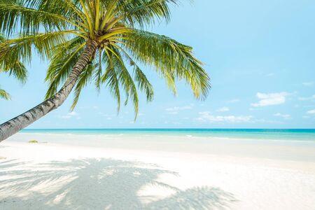 Beautiful beach at Koh chang island in thailand