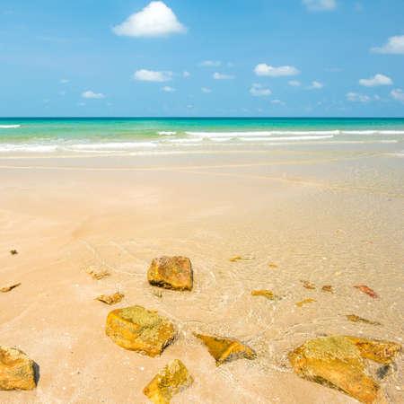 chang: Beautiful beach at Koh Chang Island Thailand