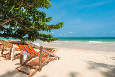 Beautiful beach at Koh Chang island  Thailand