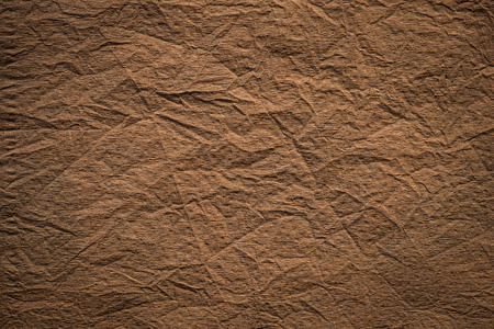 soil texture: Brown paper textured  in dark tone Stock Photo