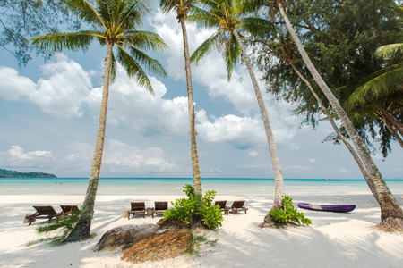 kood: Tropical beach landscape at Koh Kood island,Thailand