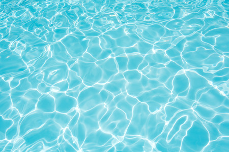 water reflection: Rippled Water in swimming pool