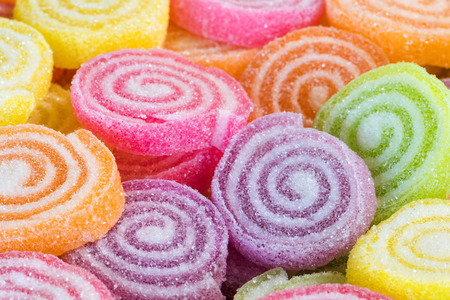 colourful candy: Colorful candy background Stock Photo