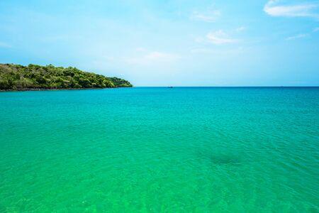 kood: Beautiful sunny at the sea , Koh Kood island,Thailand