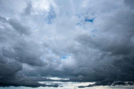 cloud scape: Dark Cloud scape