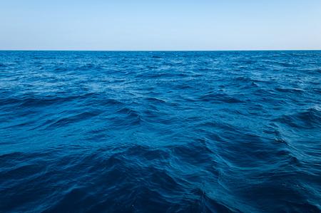 deep water: The vast ocean and deep Stock Photo