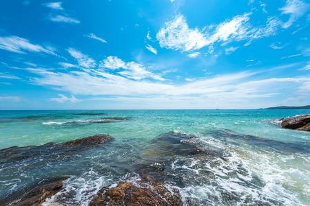 greeen: Beautiful Stone beach at Samed Island,Thailand