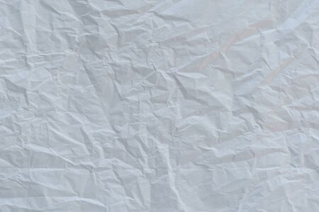 white textured paper: Crumpled white paper textured