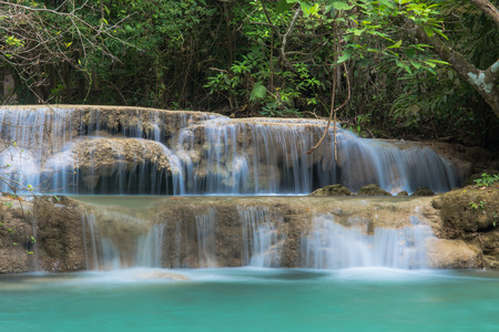 Clean and purity waterfall for the best relaxating Imagens