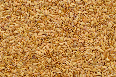 linseed: Golden linseed background