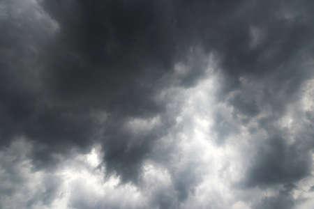 cloudscape: Dark cloudscape