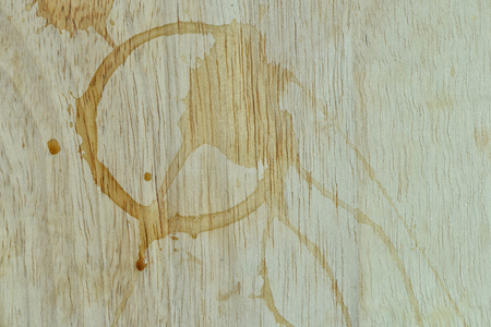 coffee stains: Coffee stains on the table