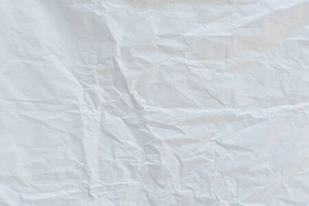 white textured paper: Crumpled white paper textured, Wrinkled white paper for background
