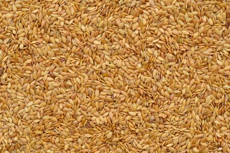 linseed: Golden linseed pattern and background