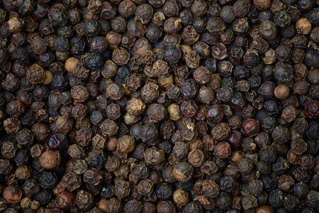 peppercorn: Black peppercorn background