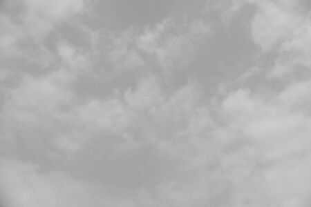 climatology: Monochrome sky and  clouds