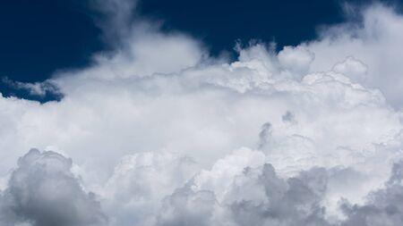 convection: Air convection and Mature cumulus cloud