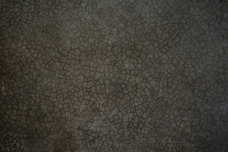 black textured background: Black concrete wall background and textured Stock Photo