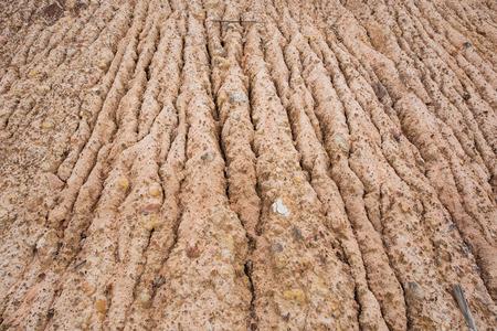 soil erosion: Soil erosion by water Stock Photo