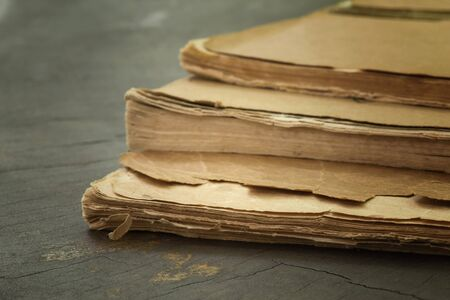 dirty sheet: Old book classic style