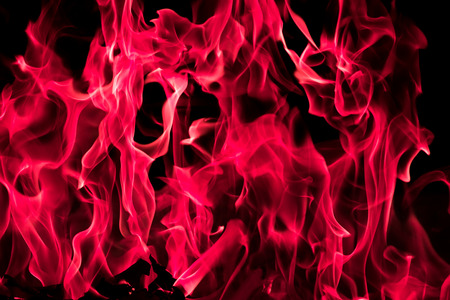 Blaze fire flame background Фото со стока