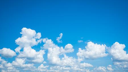 Wonderful cloudscape with blue sky Banque d'images - 106165674