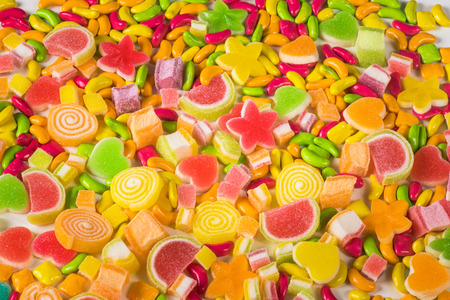 Colorful sugary candy Banque d'images - 109886941