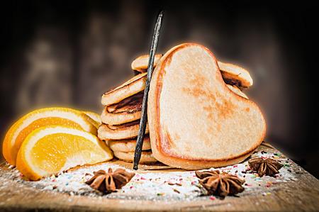 Hearth  pancake photo