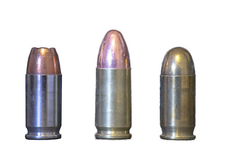 9mm handgun ammo