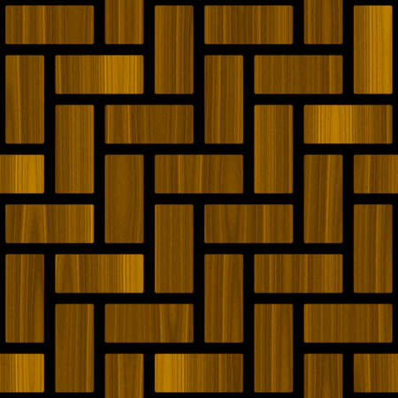 paneling: Abstract paneling pattern - Abstract timber mosaic block Stock Photo