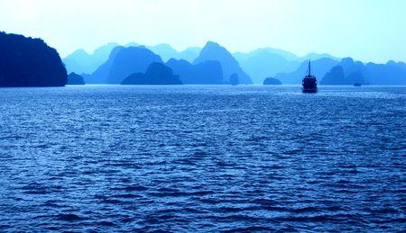 ha: Ha Long bay