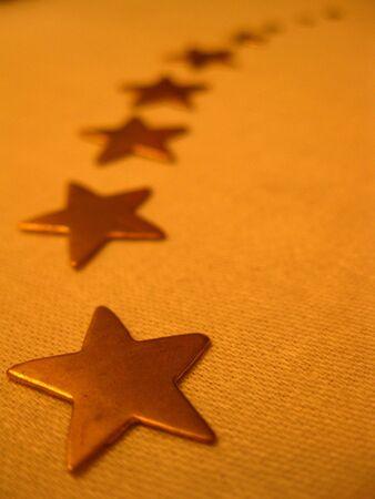 Xmas star photo