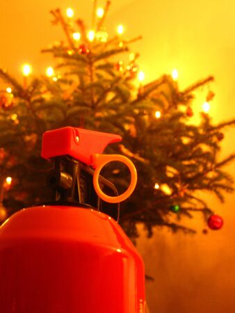 fire extinguisher Stock Photo - 6233067