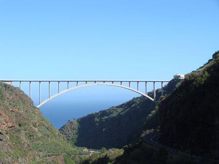 prestressed-concrete bridge
