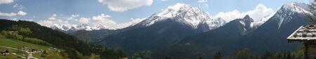 Berchtesgaden alps