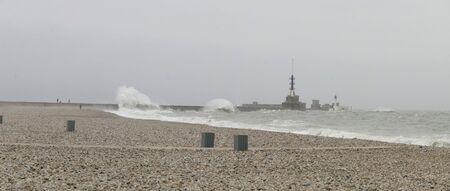 stormy sea Stock Photo - 4812053