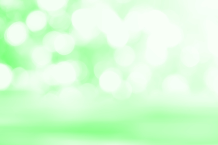 Light motion blur on soft green abstract background