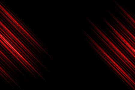 Red and black abstract background, the red motion blur abstract background