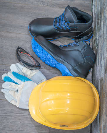 Personal protective equipment for safety at work